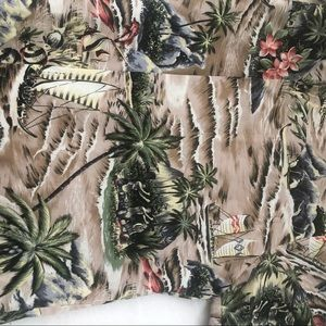 RJC Shirts - RJC - Authentic Vintage Hawaiian Aloha Shirt 🌴